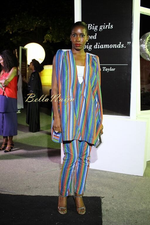 Heineken LFDW 2015 Red Carpet Day 3 - BellaNaija - October2015091