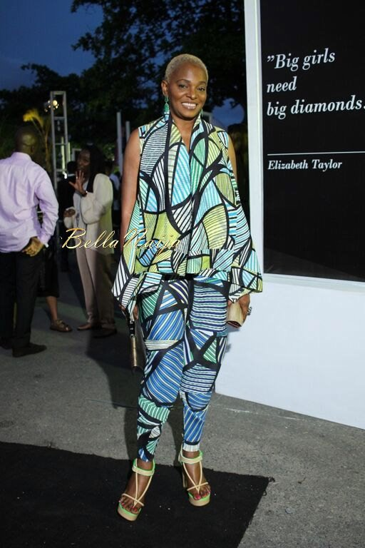 Heineken LFDW 2015 Red Carpet Day 3 - BellaNaija - October2015099