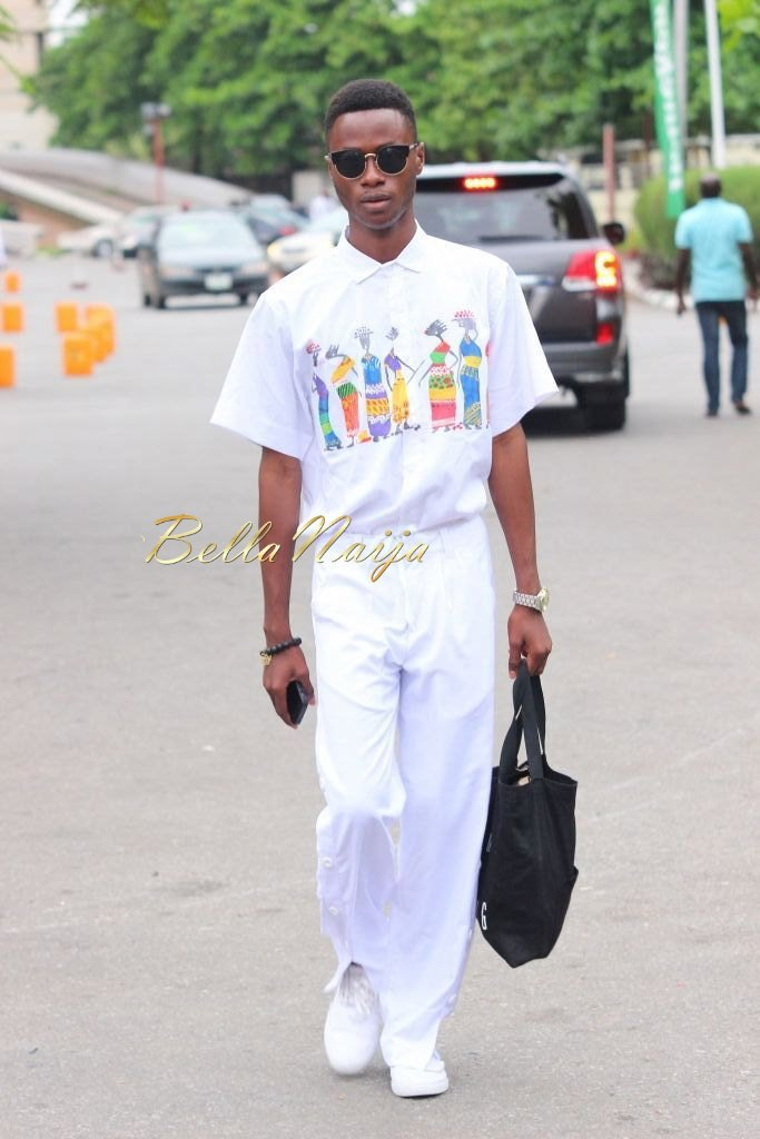 Heineken LFDW 2015 Street Style Day 2 - BellaNaija - October2015001