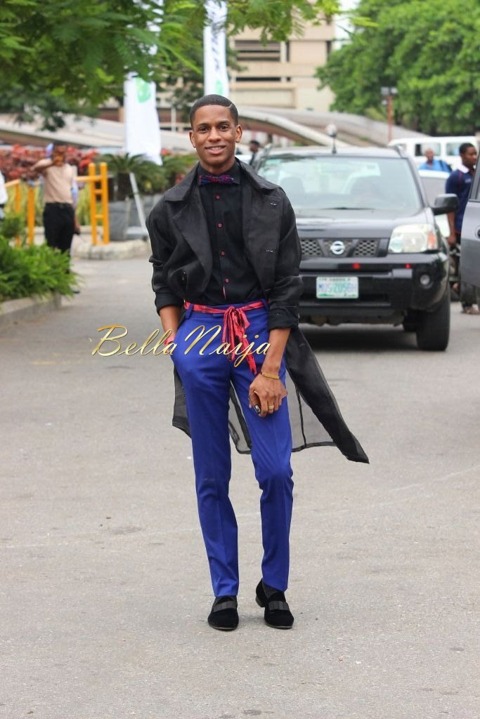 Heineken LFDW 2015 Street Style Day 2 - BellaNaija - October2015006