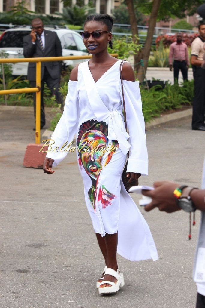 Heineken LFDW 2015 Street Style Day 2 - BellaNaija - October2015008