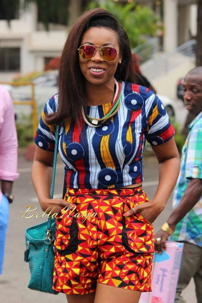 Heineken LFDW 2015 Street Style Day 2 - BellaNaija - October2015010