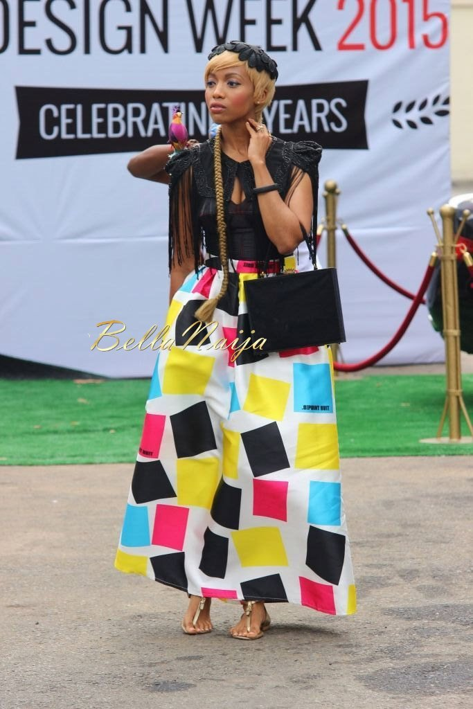 Heineken LFDW 2015 Street Style Day 2 - BellaNaija - October2015011