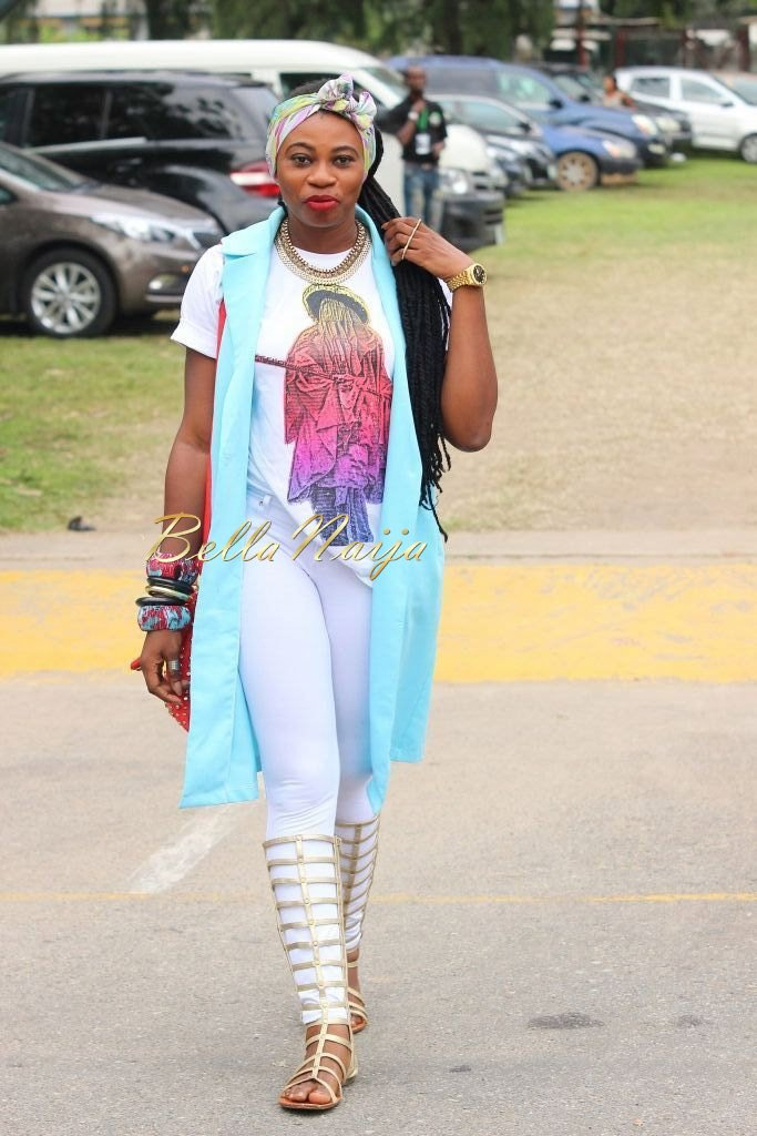 Heineken LFDW 2015 Street Style Day 2 - BellaNaija - October2015012