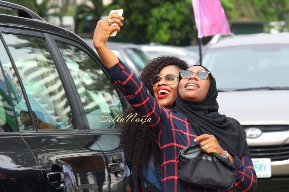Heineken LFDW 2015 Street Style Day 2 - BellaNaija - October2015014