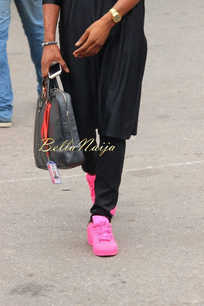 Heineken LFDW 2015 Street Style Day 2 - BellaNaija - October2015019