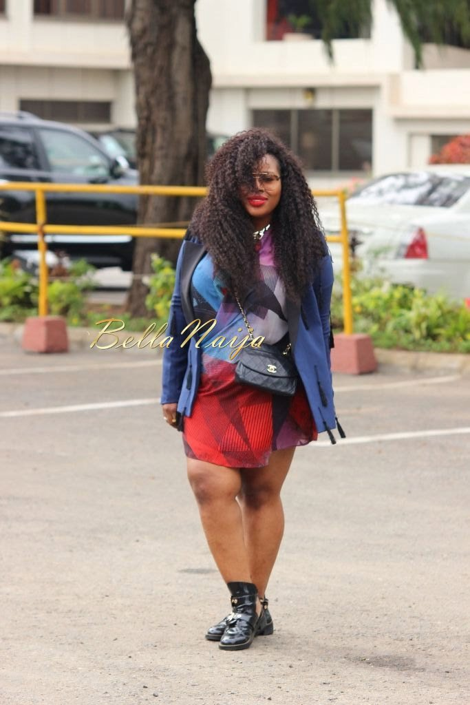 Heineken LFDW 2015 Street Style Day 2 - BellaNaija - October2015022