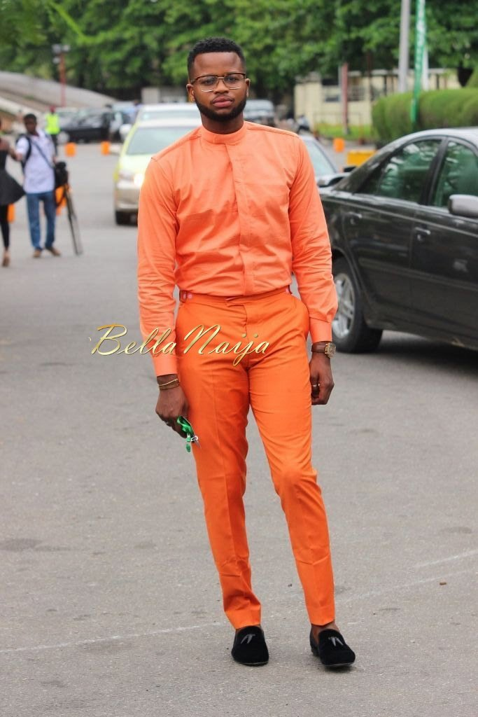 Heineken LFDW 2015 Street Style Day 2 - BellaNaija - October2015024