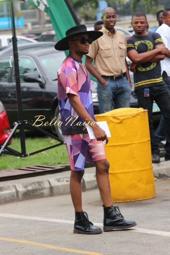 Heineken LFDW 2015 Street Style Day 2 - BellaNaija - October2015033