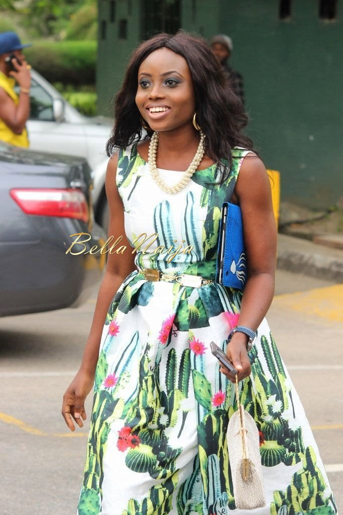 Heineken LFDW 2015 Street Style Day 2 - BellaNaija - October2015036