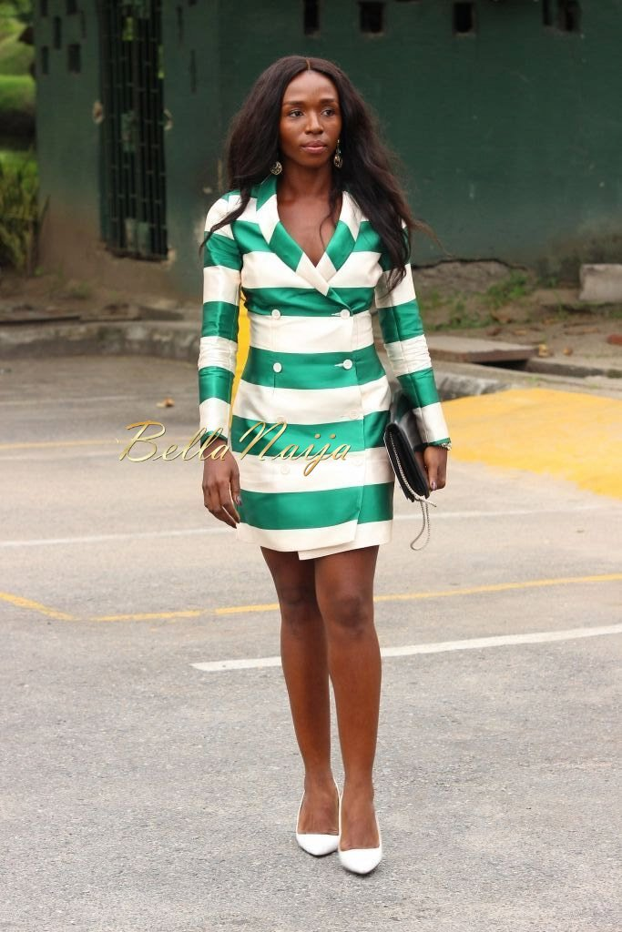 Heineken LFDW 2015 Street Style Day 2 - BellaNaija - October2015041