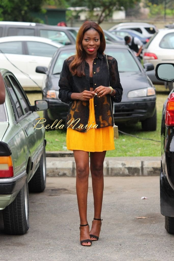 Heineken LFDW 2015 Street Style Day 2 - BellaNaija - October2015043