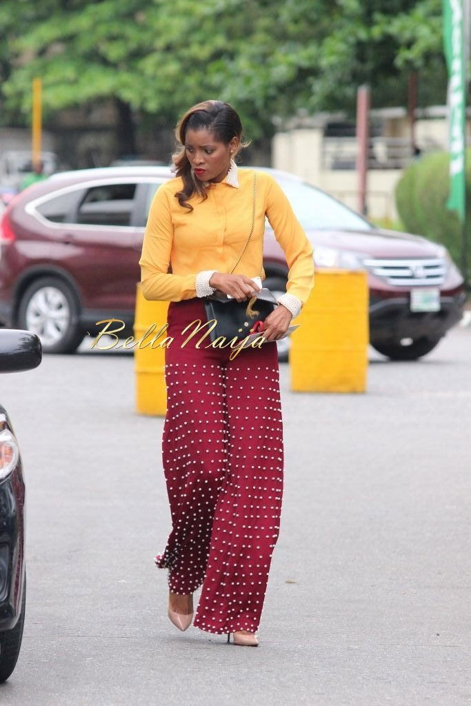 Heineken LFDW 2015 Street Style Day 2 - BellaNaija - October2015051