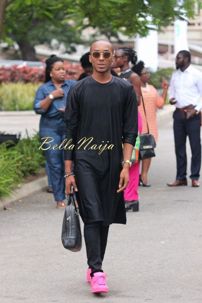 Heineken LFDW 2015 Street Style Day 2 - BellaNaija - October2015053