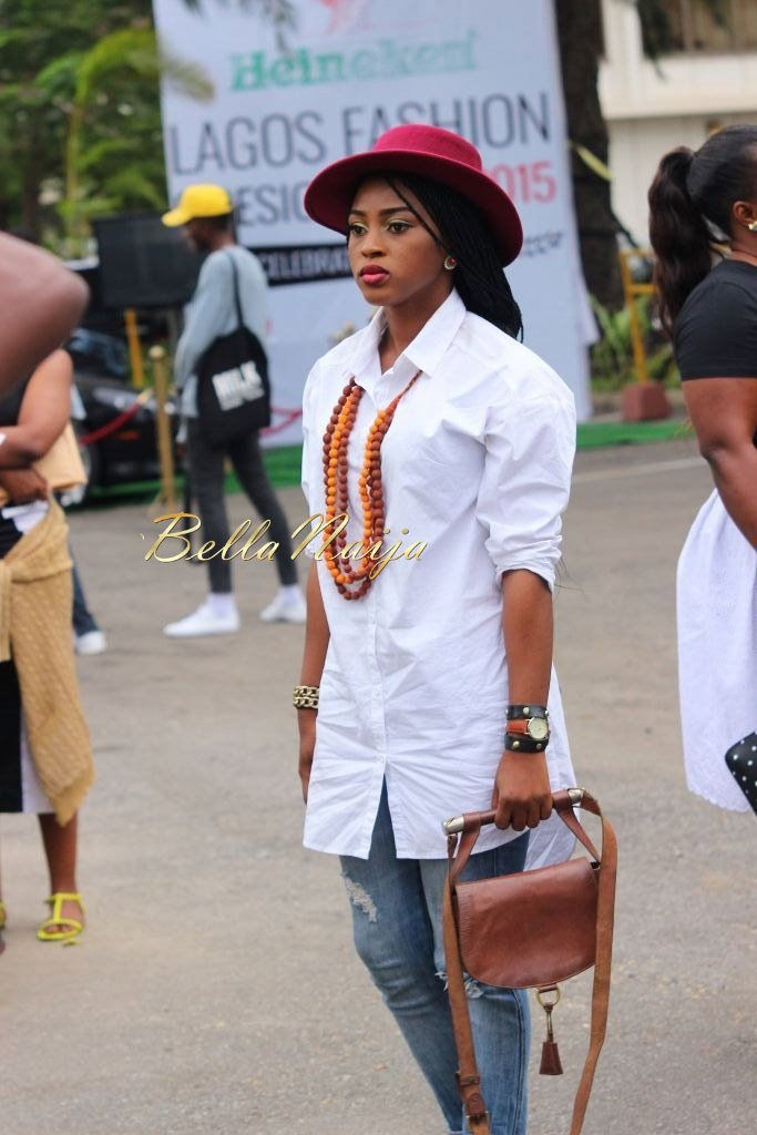 Heineken LFDW 2015 Street Style Day 2 - BellaNaija - October2015054