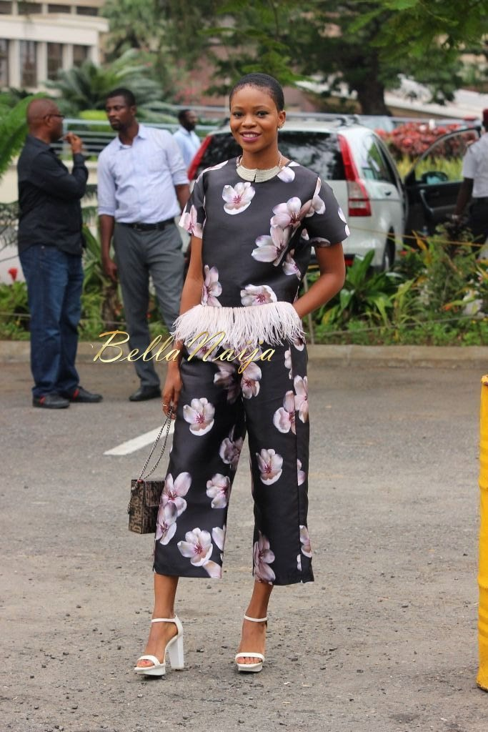 Heineken LFDW 2015 Street Style Day 2 - BellaNaija - October2015056