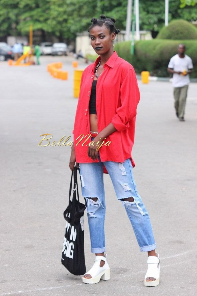 Heineken LFDW 2015 Street Style Day 2 - BellaNaija - October2015063