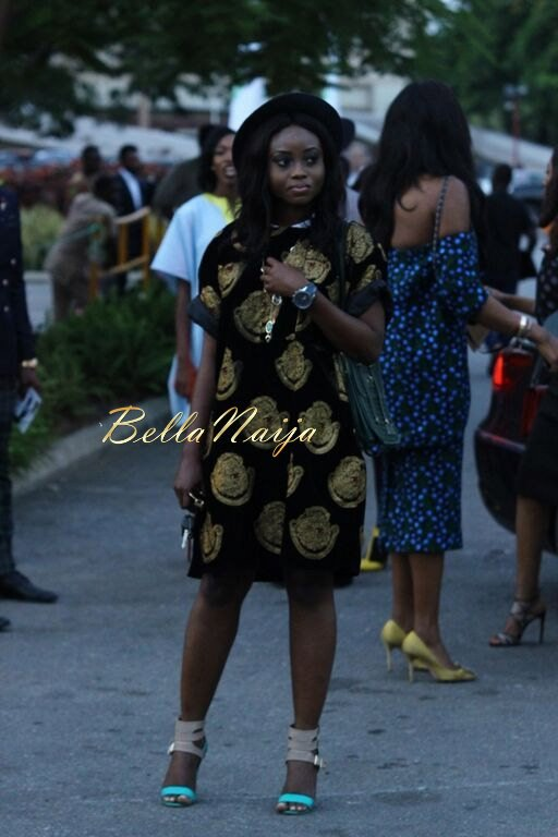 Heineken LFDW 2015 Street Style Day 3 - BellaNaija - October2015002