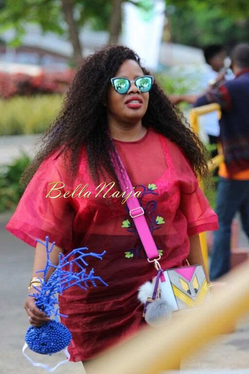 Heineken LFDW 2015 Street Style Day 3 - BellaNaija - October2015012
