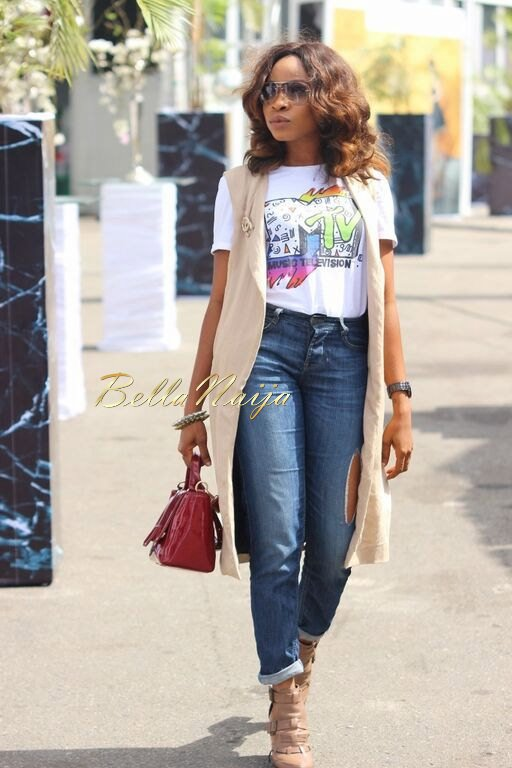 Heineken LFDW 2015 Street Style Day 3 - BellaNaija - October2015017