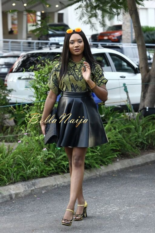 Heineken LFDW 2015 Street Style Day 3 - BellaNaija - October2015019