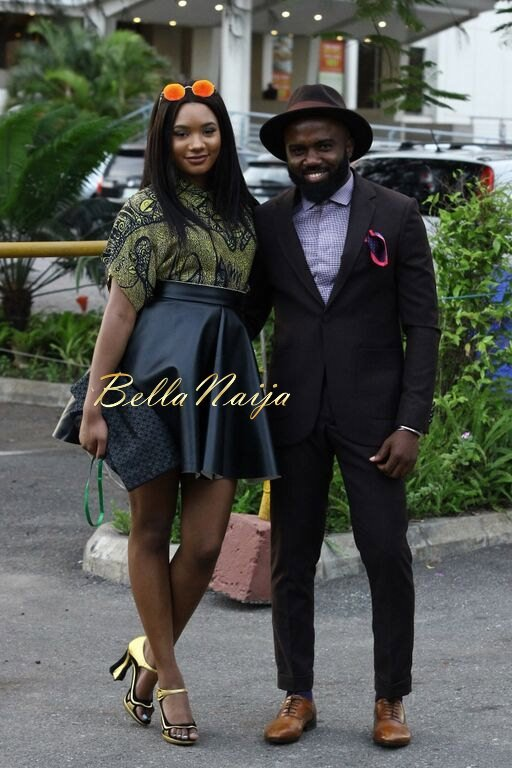 Heineken LFDW 2015 Street Style Day 3 - BellaNaija - October2015032
