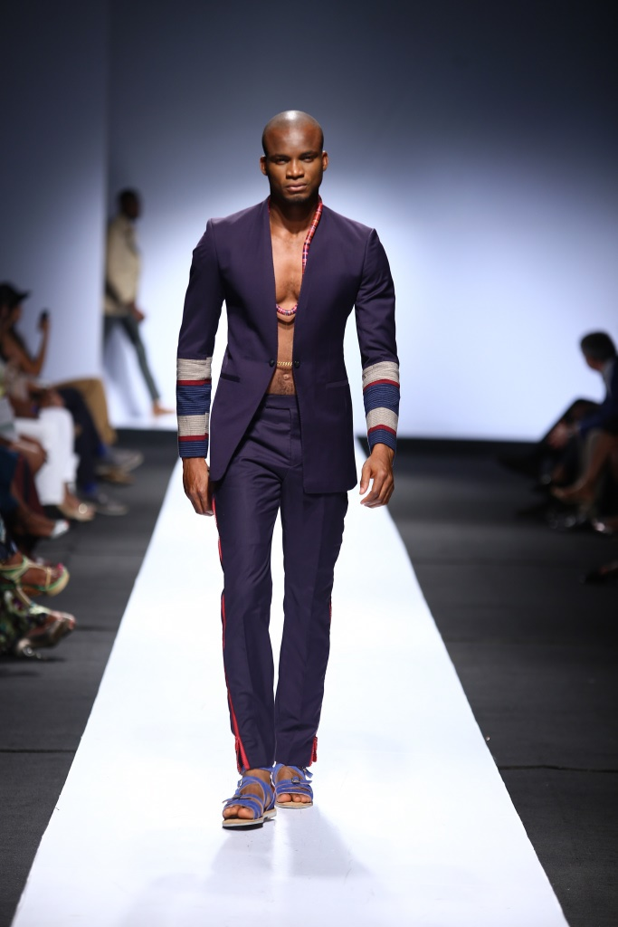 Heineken Lagos Fashion & Design Week 2015 Deji Collection - BellaNaija - October 20150010