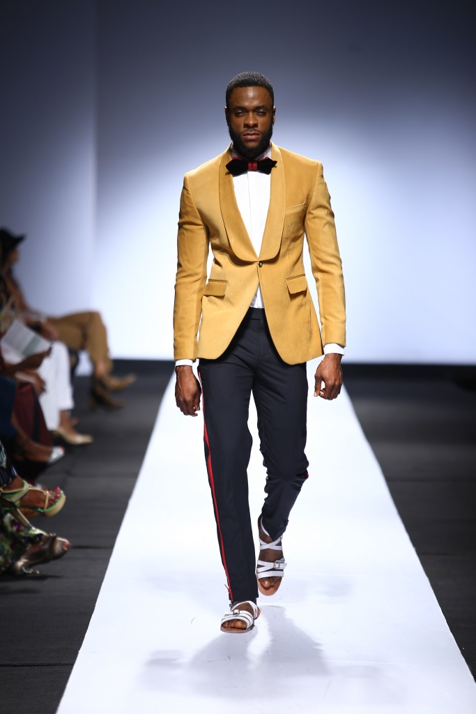 Heineken Lagos Fashion & Design Week 2015 Deji Collection - BellaNaija - October 20150015