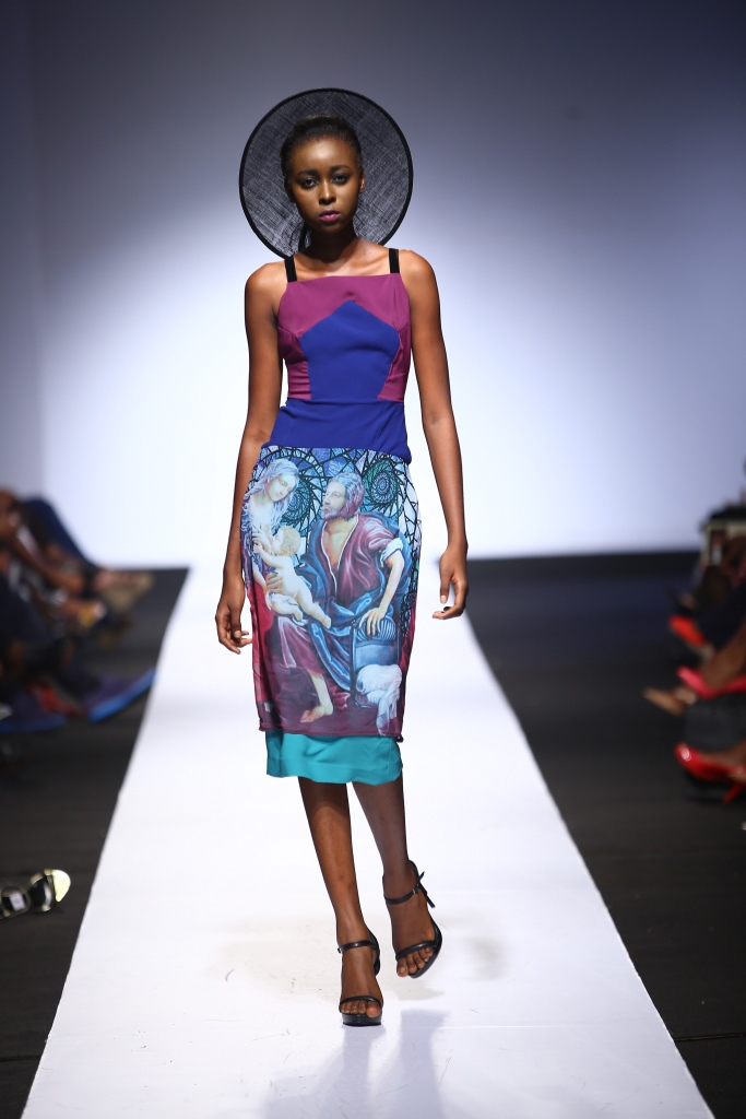 Heineken Lagos Fashion & Design Week 2015 Ejiro Amos Tafiri Collection - BellaNaija - October 2015
