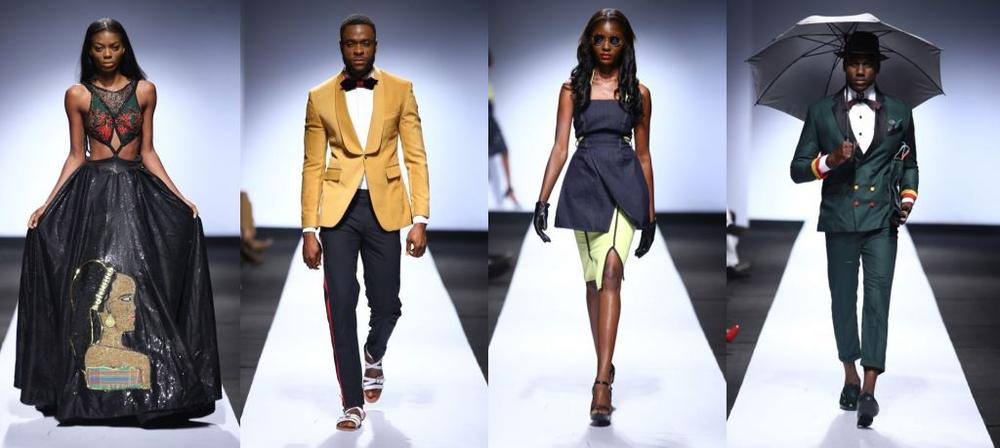 Heineken Lagos Fashion & Design Week 2015 Fashion Focus Collection - BellaNaija - October 2015
