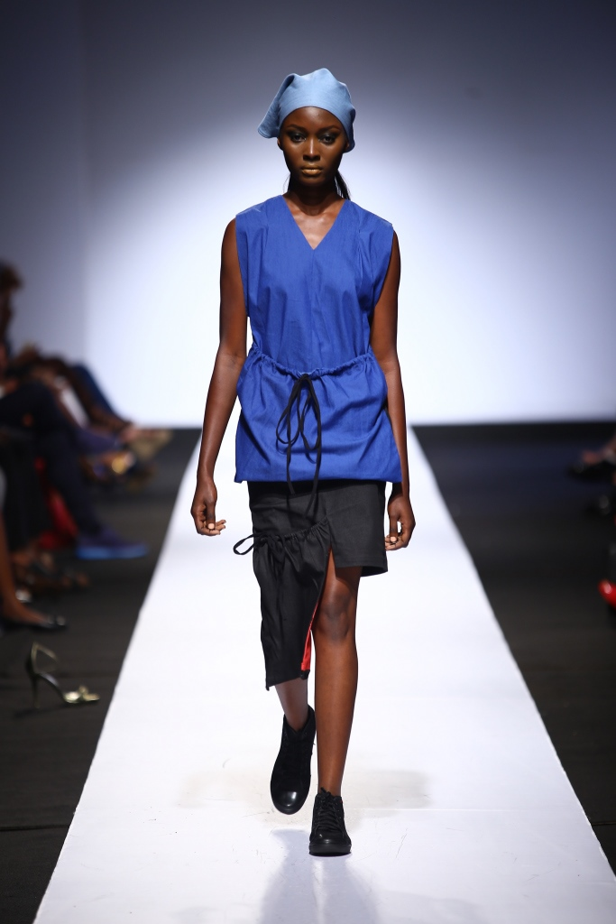 Heineken Lagos Fashion & Design Week 2015 Gozel Green Collection - BellaNaija - October 20150019