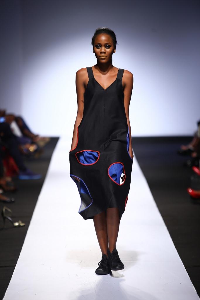 Heineken Lagos Fashion & Design Week 2015 Gozel Green Collection - BellaNaija - October 20150020