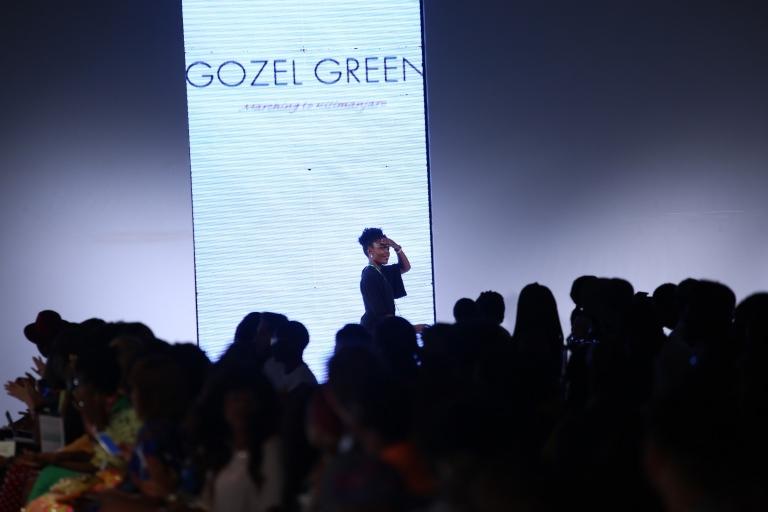 Heineken Lagos Fashion & Design Week 2015 Gozel Green Collection - BellaNaija - October 20150021