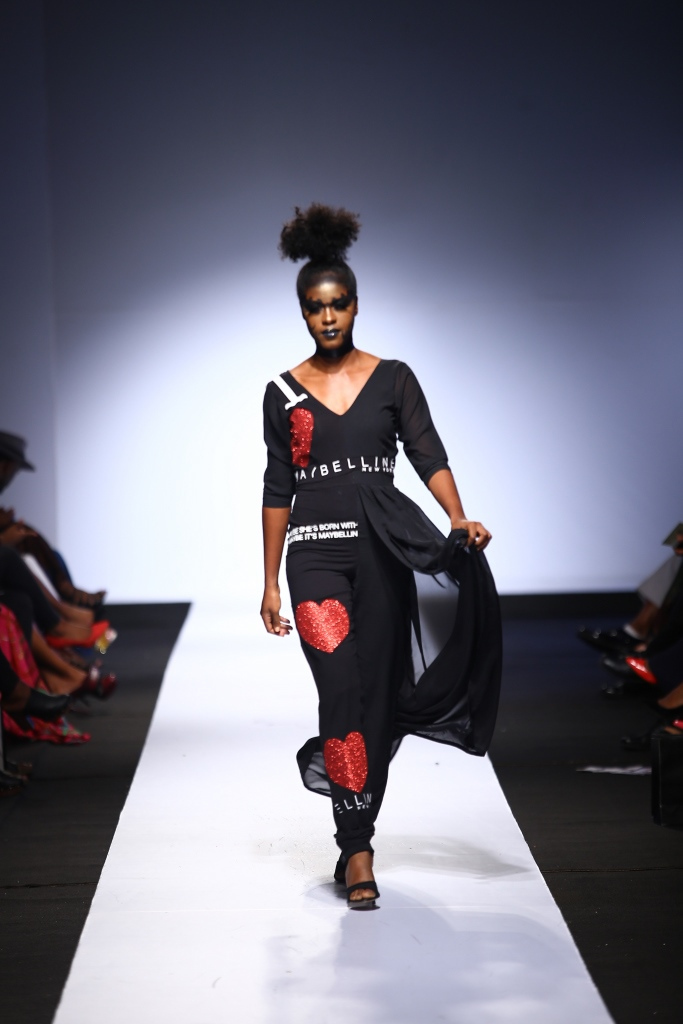 Heineken Lagos Fashion & Design Week 2015 Kinabuti & Maybelline Showcase - BellaNaija - October 2015