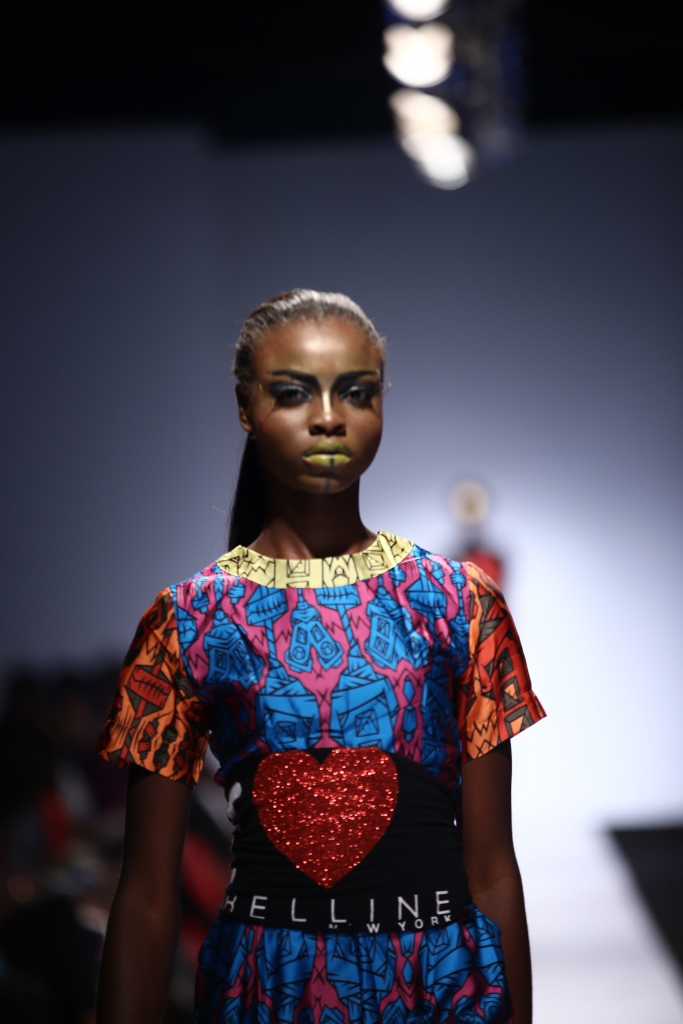 Heineken Lagos Fashion & Design Week 2015 Kinabuti & Maybelline Showcase - BellaNaija - October 2015003
