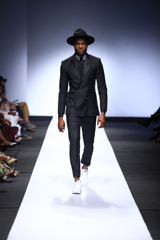 Heineken Lagos Fashion & Design Week 2015 McMeka Collection - BellaNaija - October 2015