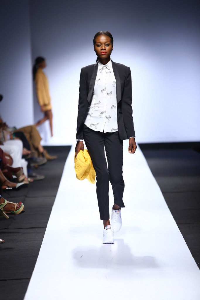 Heineken Lagos Fashion & Design Week 2015 McMeka Collection - BellaNaija - October 2015007