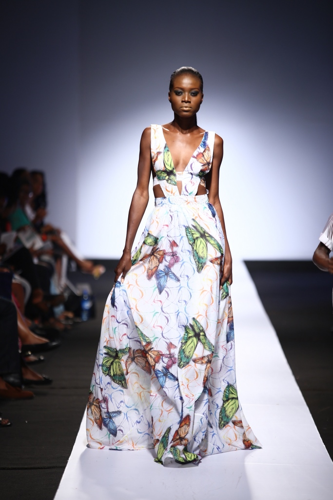 Heineken Lagos Fashion & Design Week 2015 Moofa Collection - BellaNaija - October 2015