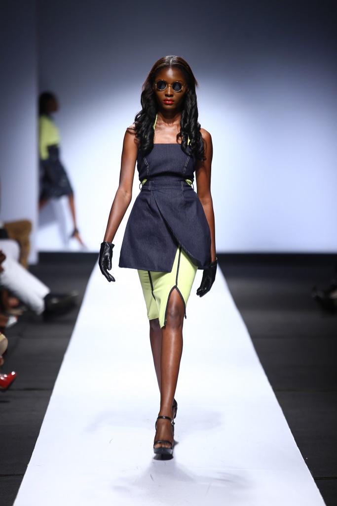 Heineken Lagos Fashion & Design Week 2015 Nuraniya Collection - BellaNaija - October 2015