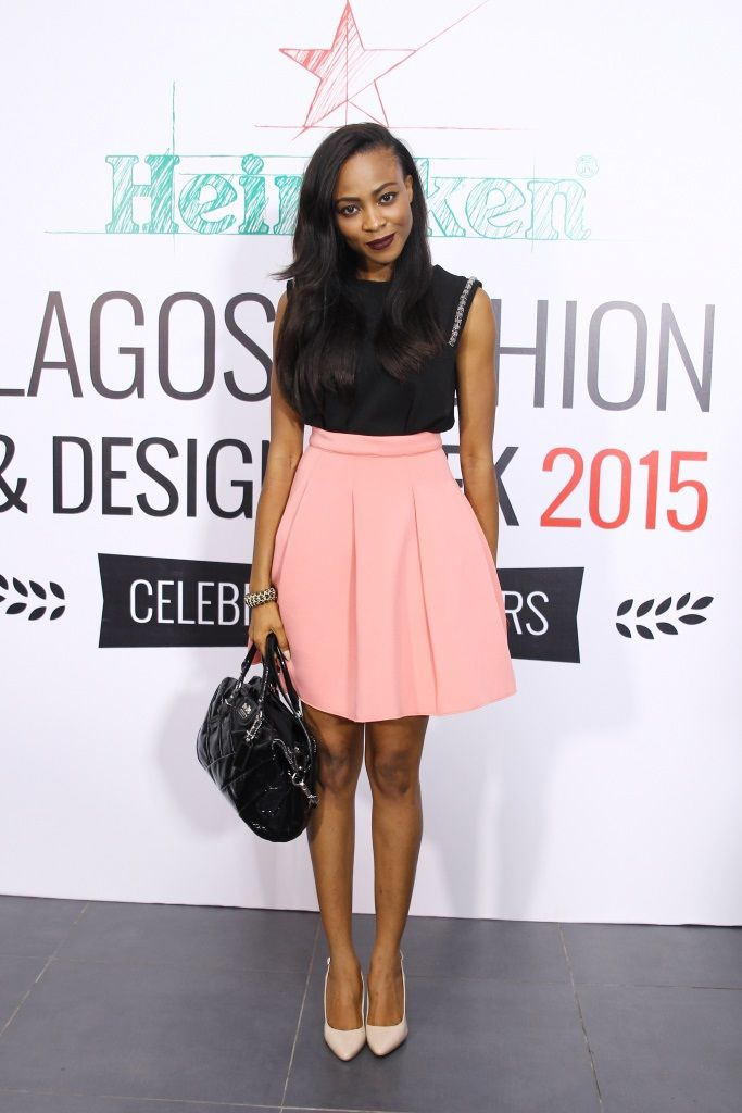 Heineken Lagos Fashion & Design Week 2015 Prses Cocktail - Bellanaija - September006