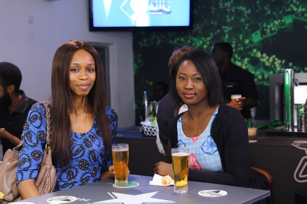 Heineken Lagos Fashion & Design Week 2015 Prses Cocktail - Bellanaija - September010