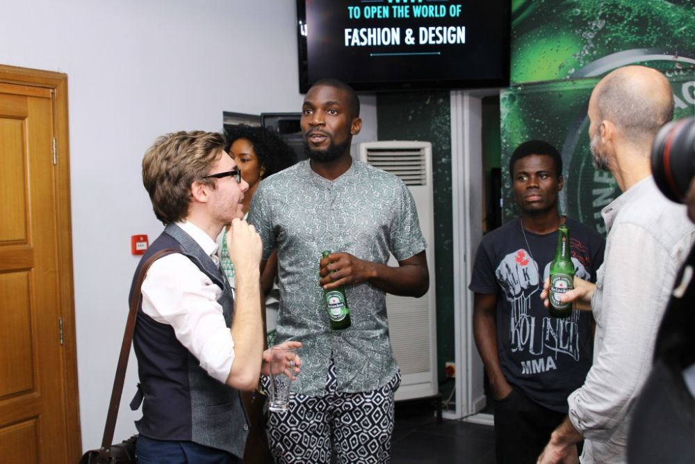 Heineken Lagos Fashion & Design Week 2015 Prses Cocktail - Bellanaija - September014