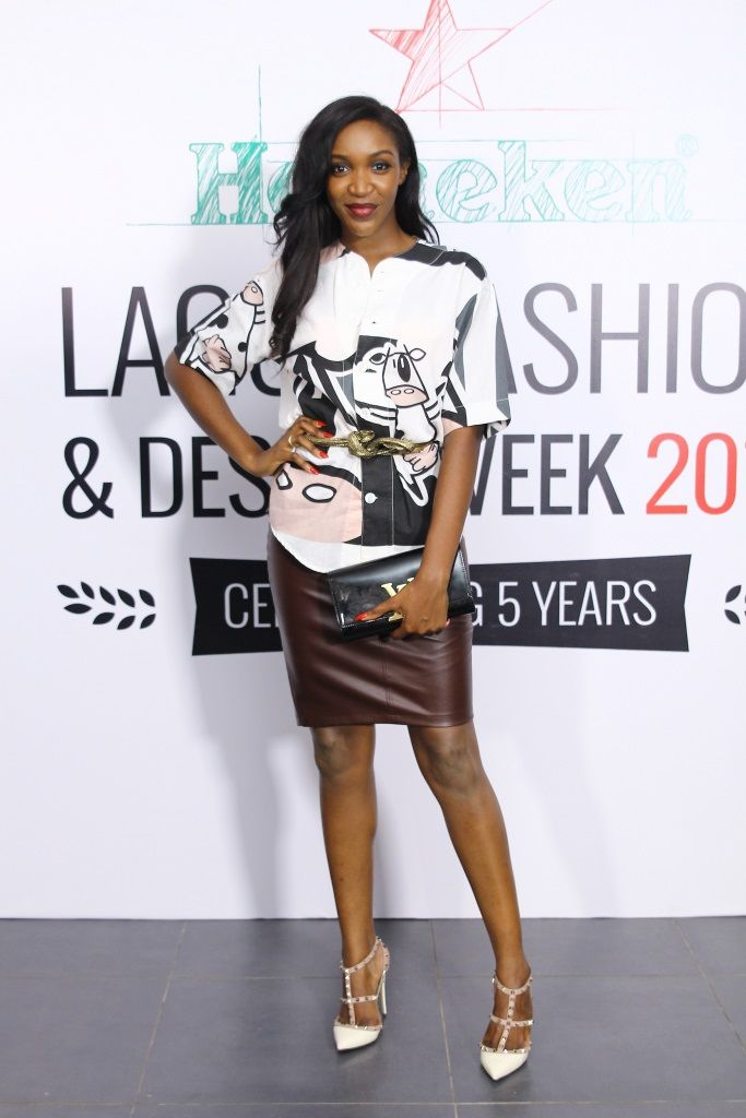 Heineken Lagos Fashion & Design Week 2015 Prses Cocktail - Bellanaija - September052