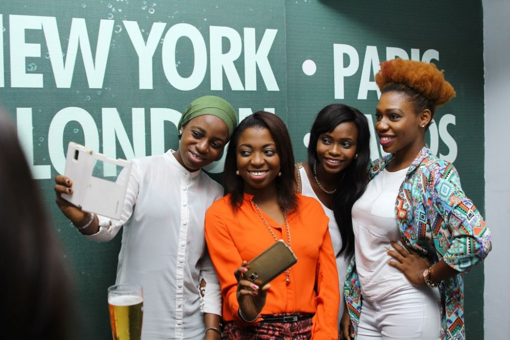 Heineken Lagos Fashion & Design Week 2015 Prses Cocktail - Bellanaija - September054