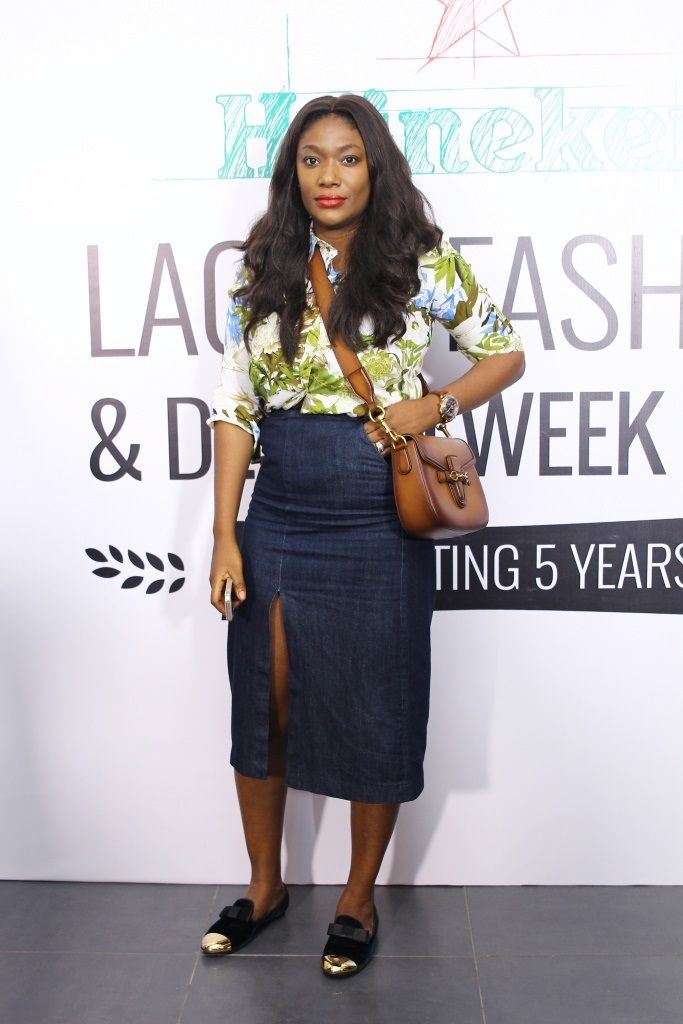 Heineken Lagos Fashion & Design Week 2015 Prses Cocktail - Bellanaija - September060