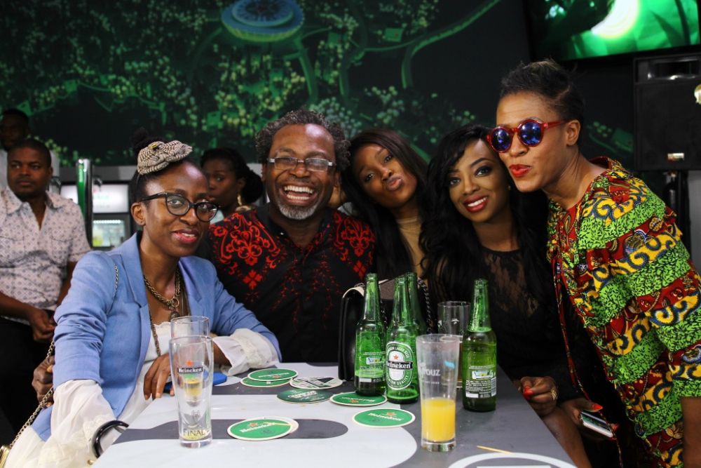 Heineken Lagos Fashion & Design Week 2015 Prses Cocktail - Bellanaija - September064