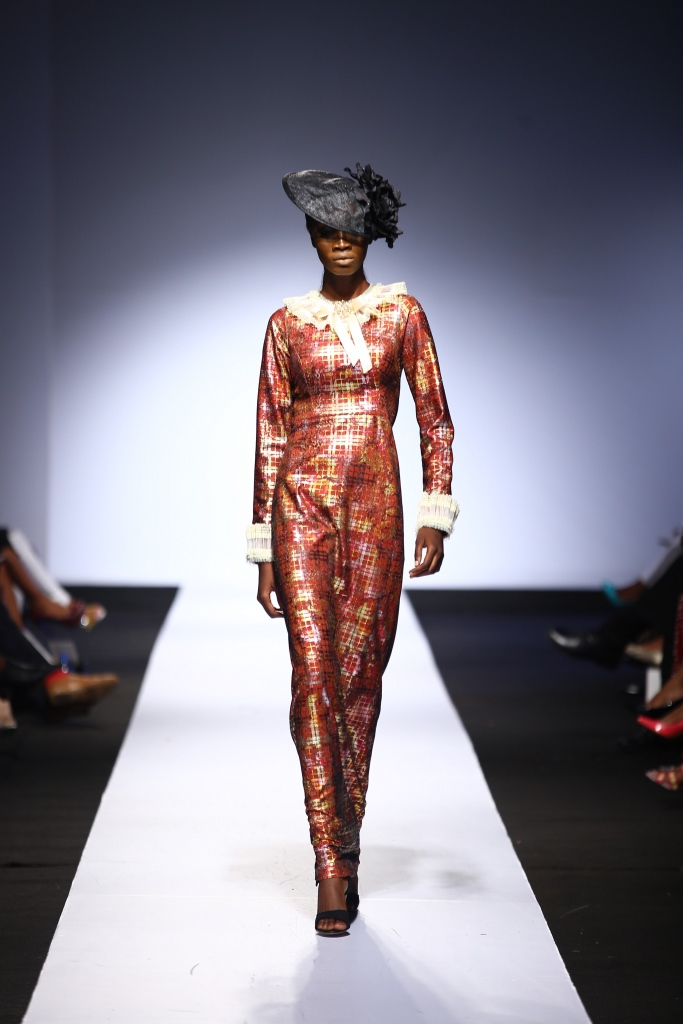 Heineken Lagos Fashion & Design Week 2015 Revamp O Collection - BellaNaija - October 2015