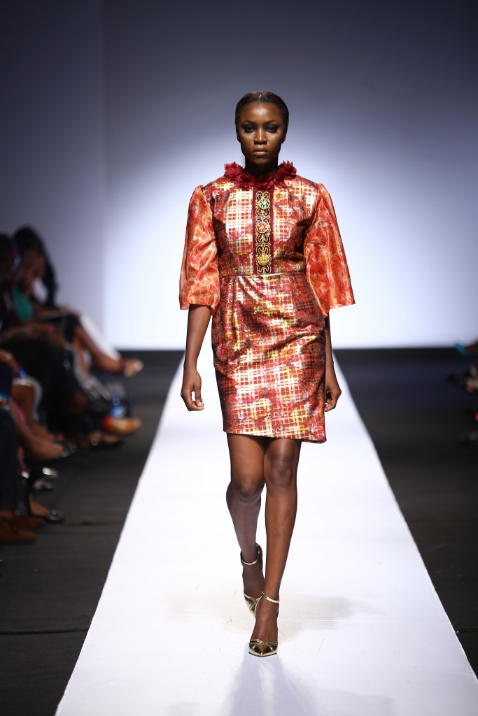 Heineken Lagos Fashion & Design Week 2015 Revamp O Collection - BellaNaija - October 2015002
