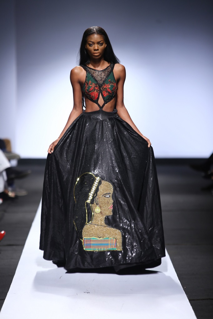 Heineken Lagos Fashion & Design Week 2015 Wuman Collection - BellaNaija - October 20150017