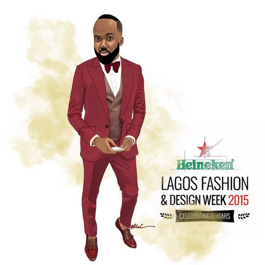 Heineken Lagos Fashion & Design Week Ambassadors - BellaNaija - October 2015001